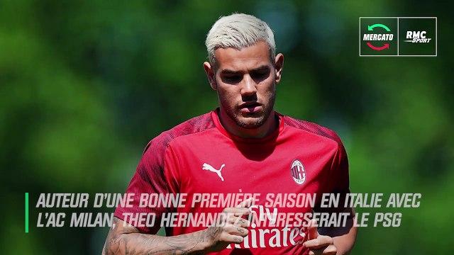 Mercato : Evoqué au PSG, T. Hernandez annonce la couleur pour son avenir