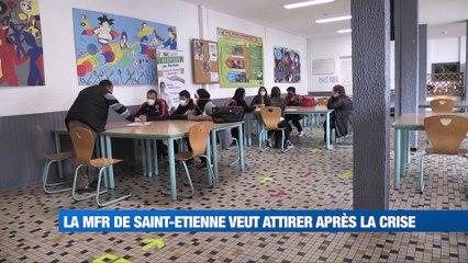 Portes ouvertes à la MFR de Saint-Étienne !