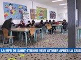 Portes ouvertes à la MFR de Saint-Étienne ! -  Reportage TL7 - TL7, Télévision loire 7