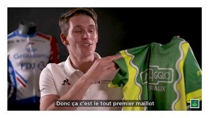 Cyclisme - Ton Club, Ton Maillot - Témoignages et souvenirs des membres de l'équipe Groupama-FDJ