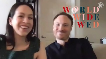We Postponed Our Mexican Wedding & Got Married Via Zoom