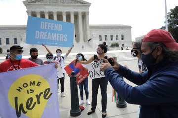 Supreme Court Blocks Trump From Ending DACA