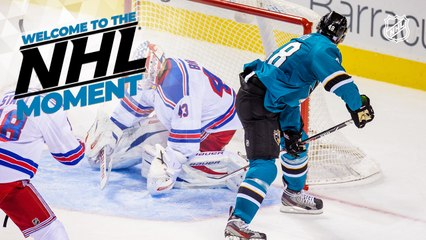 Welcome to the NHL Moment: Tomas Hertl