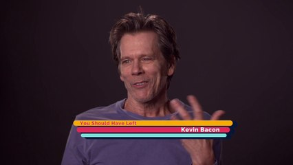 You Should Have Left Interview Kevin Bacon