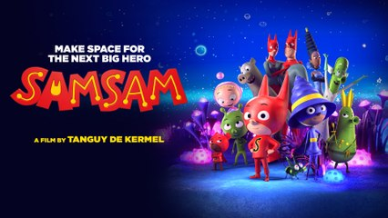 SAMSAM Official Trailer