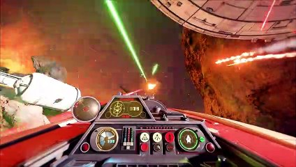 Star Wars : Squadrons se montre dans une première vidéo de gameplay