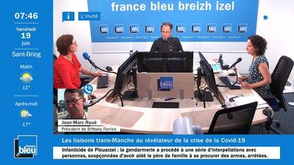 La matinale de France Bleu Breizh Izel du 19/06/2020