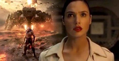 Zack Snyder's Justice League   Sneak Peek   HBO Max 2021