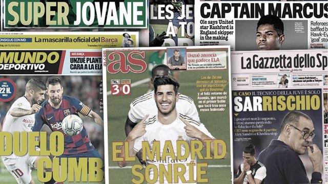 La Juventus Turin en pleine tempête, le retour fracassant de Marco Asensio fait grand bruit