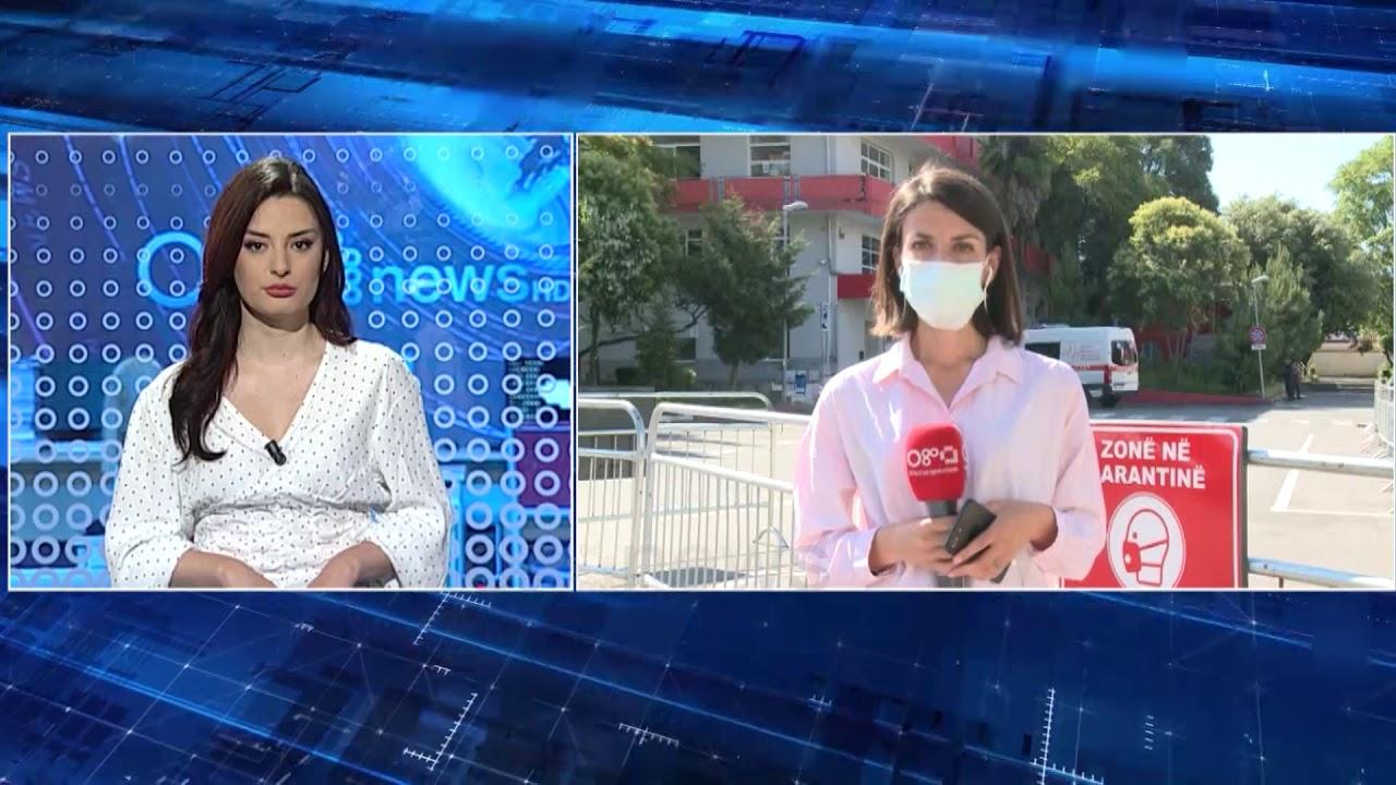 Ora News – Dërgohet një i dyshuar me Covid-19 në spitalin Infektiv