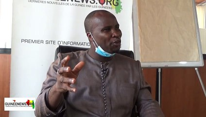 Mouvementsyndicalen Guinée : vers l'implosion de l'USTG