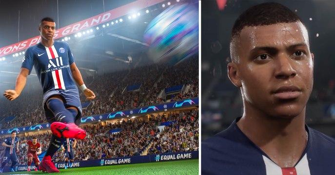 Le premier trailer de FIFA 21