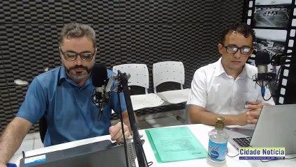 Assista ao programa Cidade Notícia desta sexta-feira (19) pela Líder FM de Sousa-PB