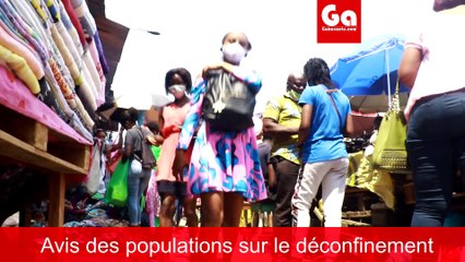 Pour ou contre le déconfinement au Gabon?