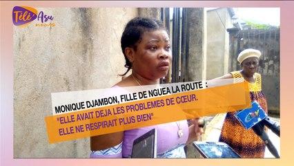 Mama Nguéa: La fille de l'artiste revient sur ses derniers mois