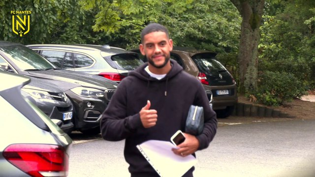 Jean-Charles Castelletto : ses premiers pas au FC Nantes