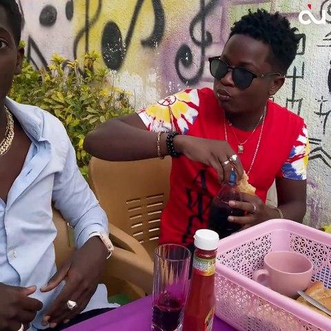 DUDU fait des videos Ndogou Bi Remix Wally Seck Yobanté