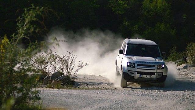 Kernige, britische Ikone: Der neue Land Rover Defender