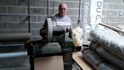 Comment carder la laine de moutons ?