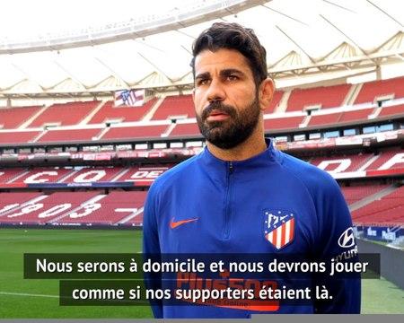 """30e j. - Costa : """"Chaque match est une finale"""""""