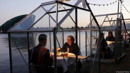 Gastronomia confinada: um jantar romântico na estufa