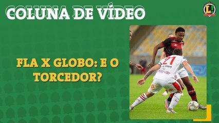 MP sobre direitos de TV é mais um capítulo da 'disputa' entre Flamengo e Globo