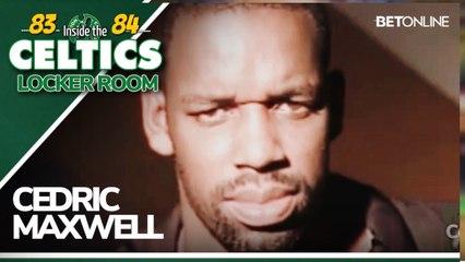 RARE! CELTICS 83-84 Give KC Jones their Blessing in 1st Game as Head Coach - Cedric Maxwell