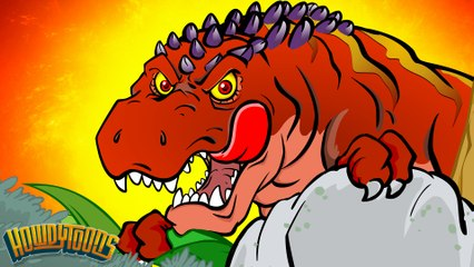 Giganotosaurus | Dinosaur Songs from Dinostory by Howdytoons | S2E2