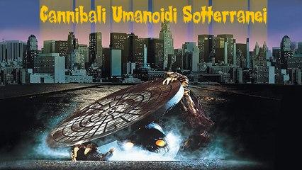 CANNIBALI UMANOIDI SOTTERRANEI (1984) Film Completo HD