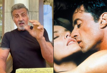 Sylvester Stallone reveals his favorite actress he worked with (Talia Shire, Sharon Stone, Brigitte Nielsen ?)