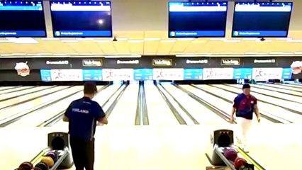 Guen Ji 300 Game at World Bowling Junior Championships 2019