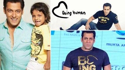 Salman Khan's Being Human Is Not For Charity, దబాంగ్ డైరెక్టర్ సంచలన ఆరోపణ!!