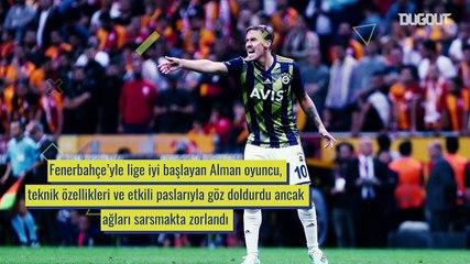 Max Kruse'nin Fenerbahçe Kariyeri