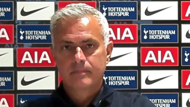 Football - Premier League - Tottenham 1-1 Man Utd - Jose Mourinho FULL Post Match Press Conference