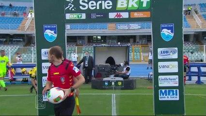 Highlights Pescara - Juve Stabia 3-1