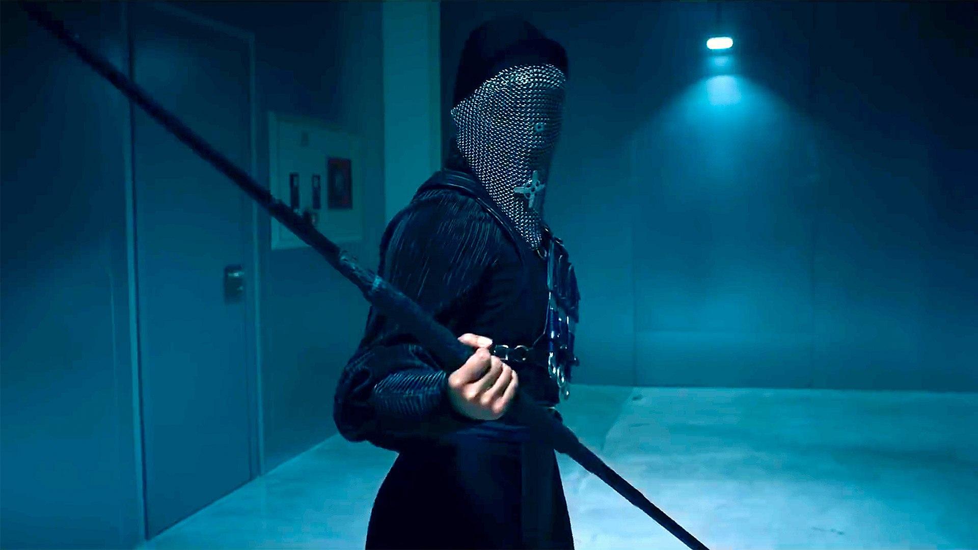 Warrior Nun on Netflix - Official Trailer - video Dailymotion
