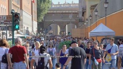 لاجئ ومدينة - 3 روما.. مدينة مفتوحة