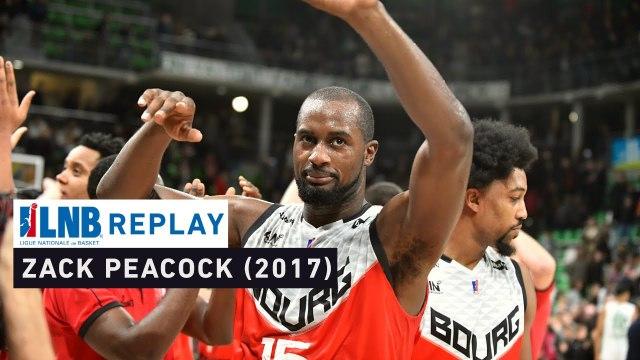 Replay - JL Bourg - AS Monaco (2017) avec Zachery Peacock !