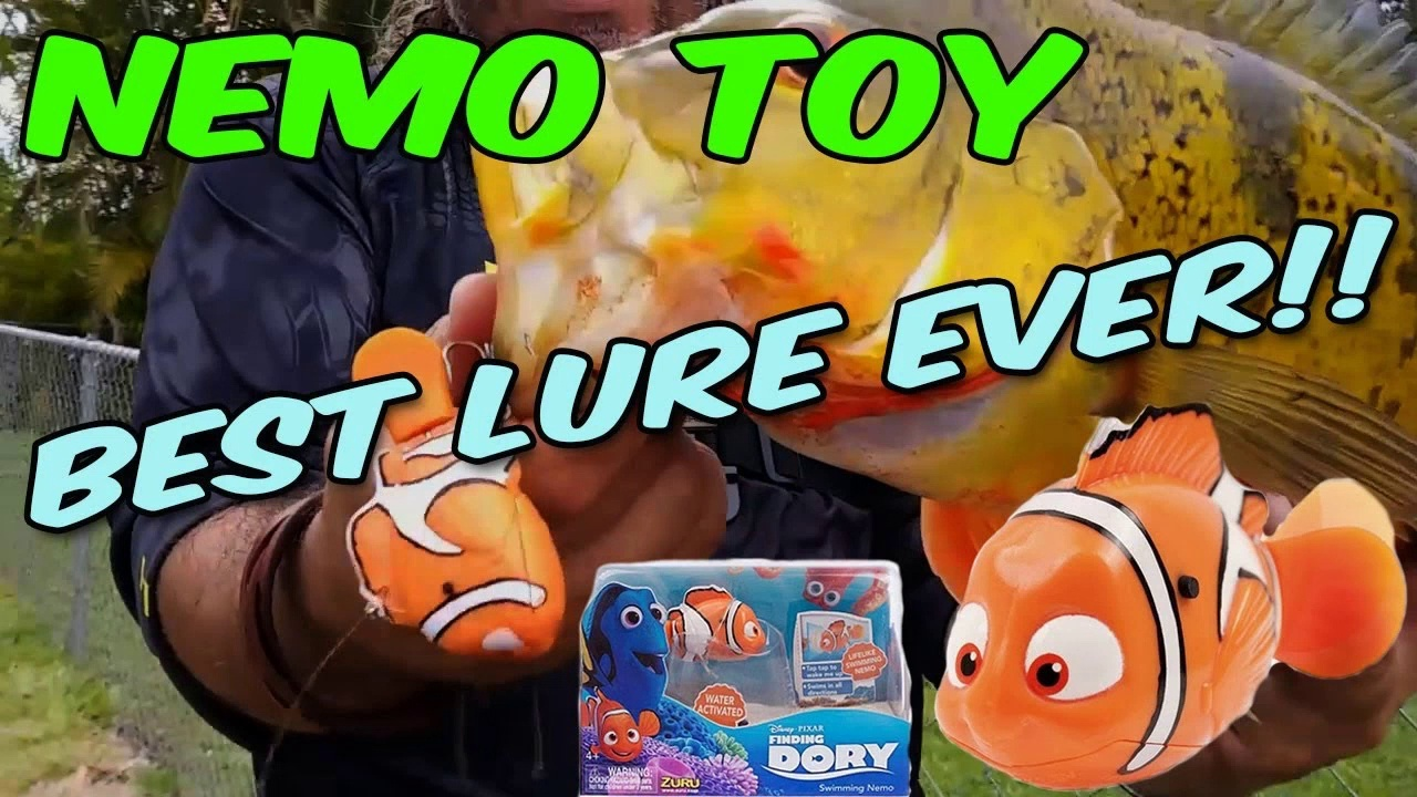 DIY Best FISHING LURE!!! Lifelike Swimming!