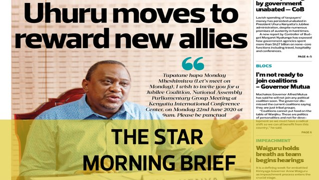 The Star Morning Brief