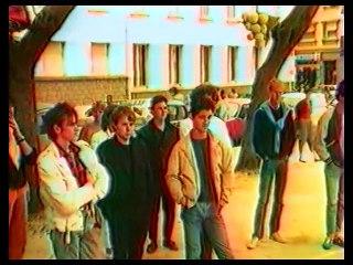 Lorient 1984 avec Lavabo public * Trigone Production 1984