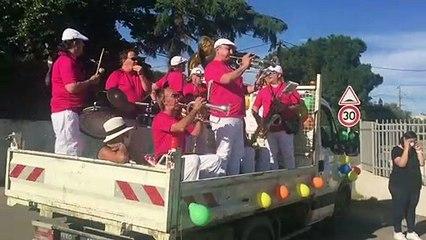 Montfrin : La pena anime les quartiers pour la fête de la musique