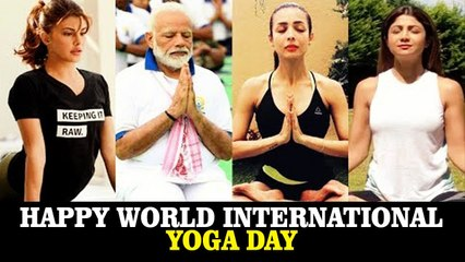 Bollywood+Celebrites++And+PM+Modi+Enjoys+World+International++Yoga+Day_+Throw+Back.