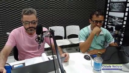 Acompanhe o programa Cidade Notícia desta segunda-feira (22) pela Líder FM de Sousa-PB