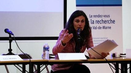 Journées Scientifiques de l'Environnement (JSE) 2020 – 2e jour du colloque scientifique  - Session « Résilience et résistance » : intervention de Célia Izoard