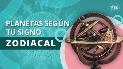 ¿A qué planeta está ligado tu signo zodiacal? | What planet is your zodiac sign linked to?