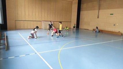 Schuh-Unihockey