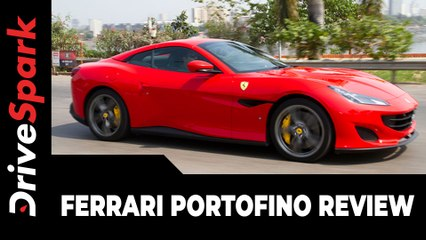 Ferrari Portofino Review | First Drive India | The Ferrari For All Seasons