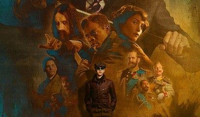 KING´S MAN: A ORIGEM   Trailer Oficial 3   Legendado HD