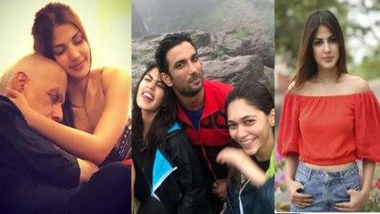 Sushant Singh Rajput : సుశాంత్ కేసు లో Rhea Chakraborty పై కేసు వేసిన Sushant అభిమాని